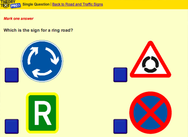 how to pass the theory test