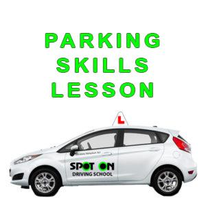 Parking Skills Lesson
