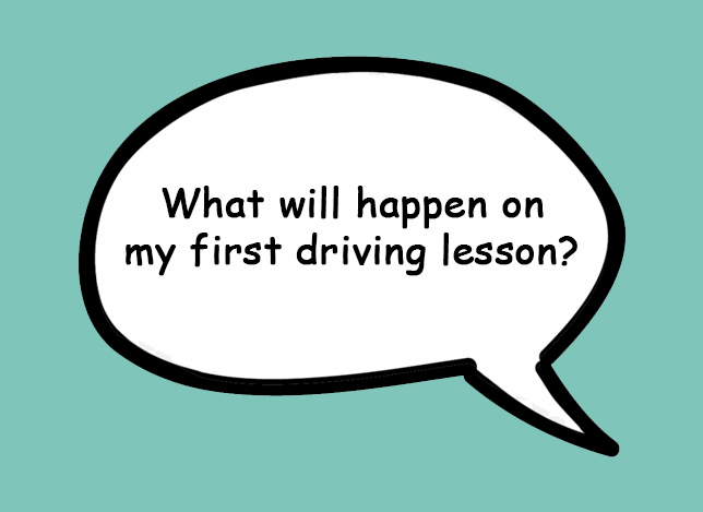 What Happens on Your First Driving Lesson?